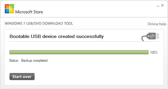 Εγκατάσταση Windows 7 μέσω USB - Step 6